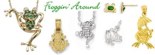 Frog Jewelry
